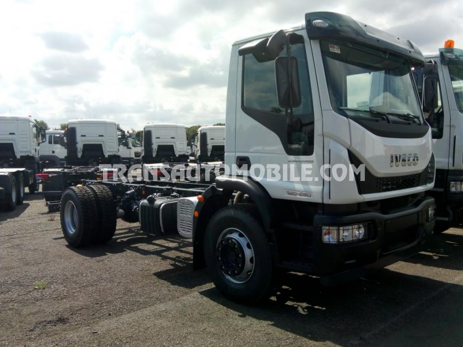 Import / export Iveco  EUROCARGO ML180E28 5.0L Diesel