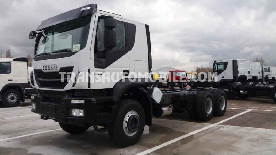 Iveco Trakker At380T38 Diesel