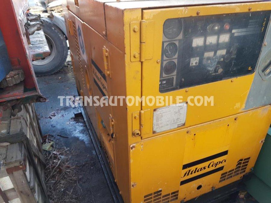 Atlas Copco QUAS30 Kd  Diesel  INSONORISE / SOUNDPROOFED