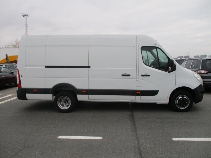 RENAULT Master Utility  Extra Long - High Roof