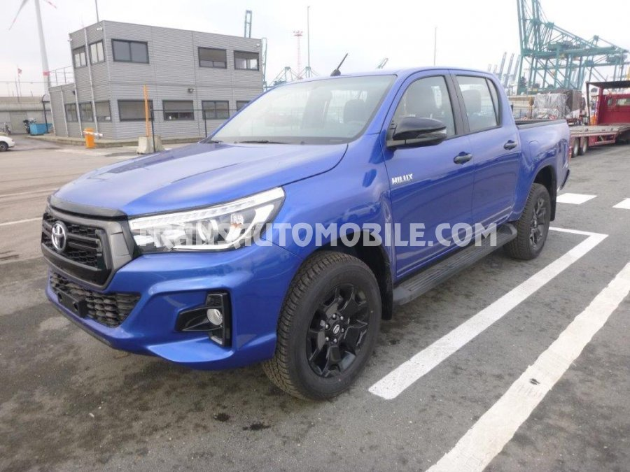 Toyota Hilux / Revo Pick up double cabin Turbo Diesel platinum