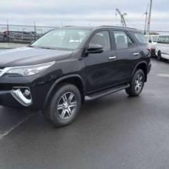 Exportación Toyota Fortuner