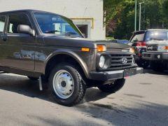 Lada NIVA Utilitaire/ Bedrijfsvoertuig Gasolina