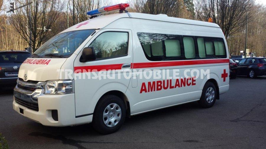 Toyota Hiace  Turbo Diesel  Ambulance  RHD