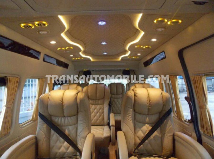 Toyota Hiace High Roof long wheelbase Turbodiesel  VIP  (2019) RHD