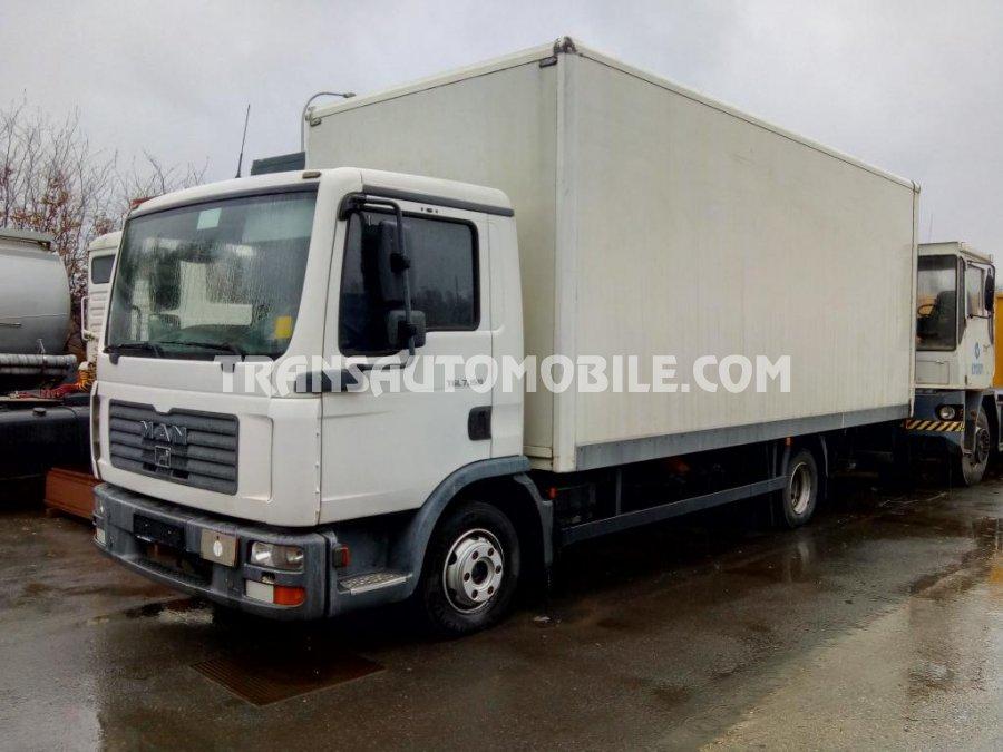 Import / export Man  TGL 7.150 4.5L Diesel FOURGON