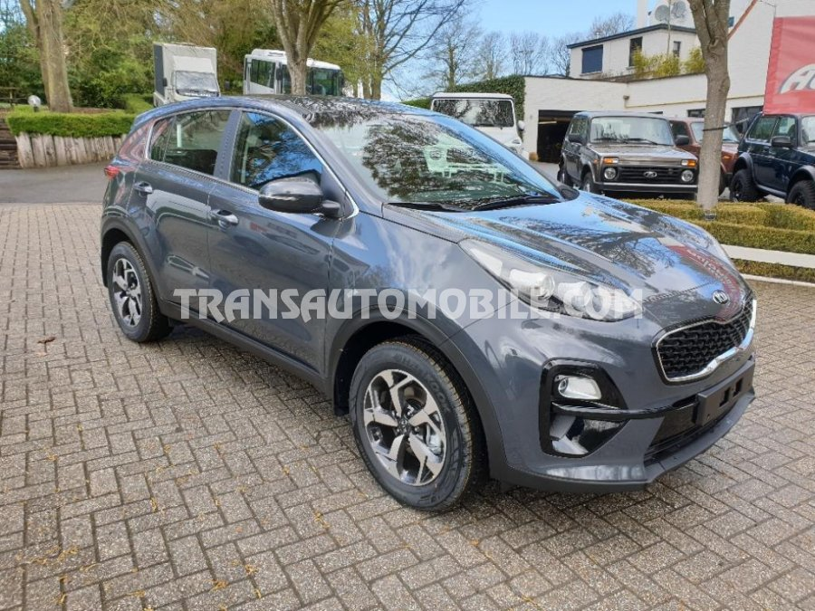 Kia Sportage  Gasolina  7 YEARS WARRANTY  (2019)
