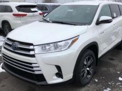Export Toyota - Exportanzeigen Toyota Highlander LE AWD, Neu- oder Gebrauchtwagen -  Export Toyota Highlander LE AWD