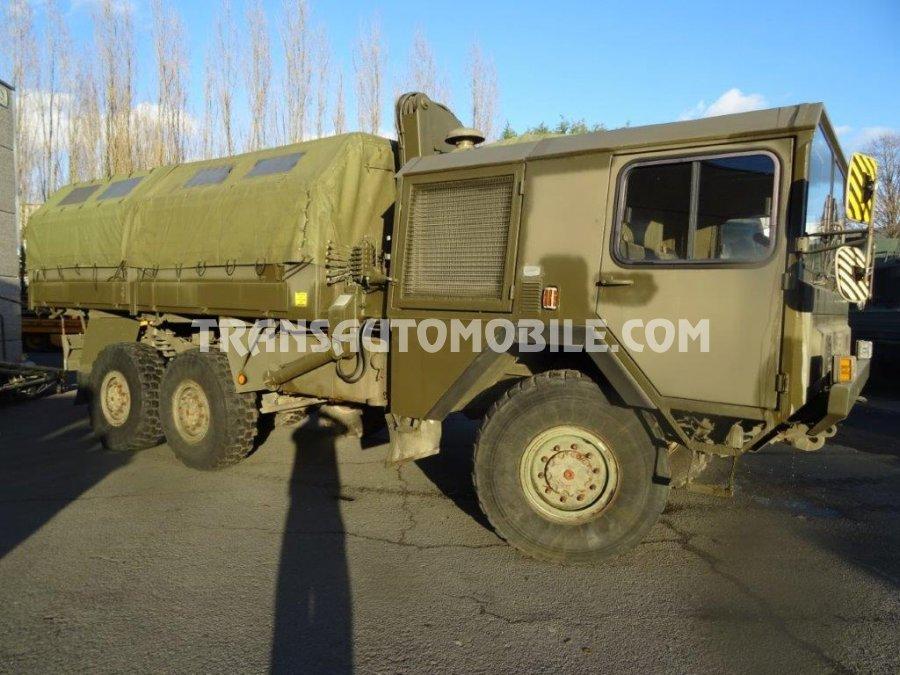 Man OAF 20-320 Diesel  GRUE - PLATEAU