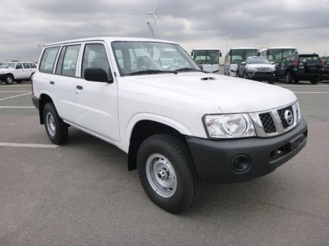 Nissan PATROL Y61  Turbo Diesel