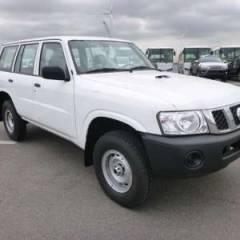 Exportação Nissan PATROL Y61