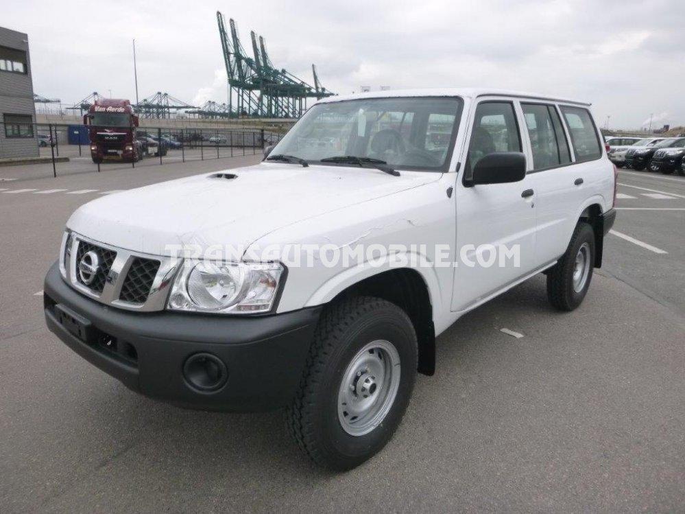 prix nissan patrol y61 turbo diesel nissan afrique export 2415. Black Bedroom Furniture Sets. Home Design Ideas