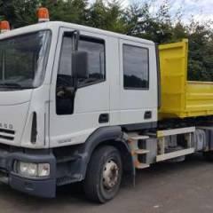 Import / export Iveco Eurocargo Ml130e18d Diesel  . Afrique achat
