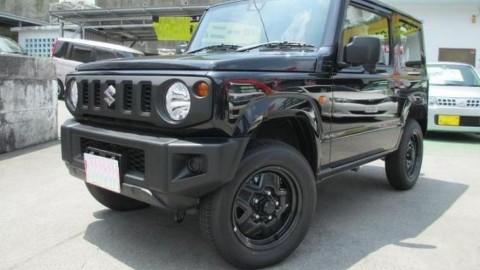 Suzuki Jimny  Gasolina  - RHD