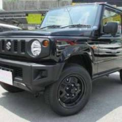 Suzuki Jimny Exportación