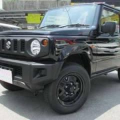 Suzuki Jimny Exportation