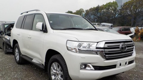 Toyota Land Cruiser 200 V8 Station Wagon Gasolina  - RHD