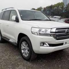 Toyota Land Cruiser Exportation