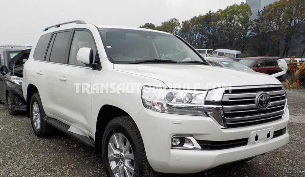 Toyota Land Cruiser 200 V8 Station Wagon Gasolina   RHD