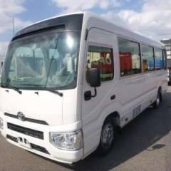Exportação Toyota Coaster 22 seats