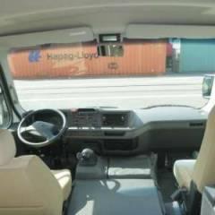 Toyota Coaster 22 seats Gasóleo  superluxe  (2018)