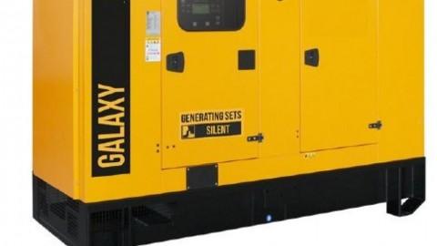 VISA Galaxy P181GX Diesel  PERKINS - 194 KVA  (NOUVEAU)