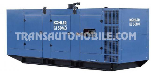 Sdmo KD1100  Gasóleo  PRP 1000 KVA - ESP 1100 KVA  (2019 neuf)