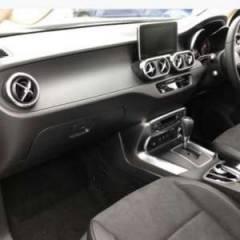 Mercedes Classe X 250 Turbo Diesel   RHD
