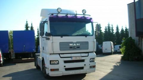 Man TG 460 Diesel