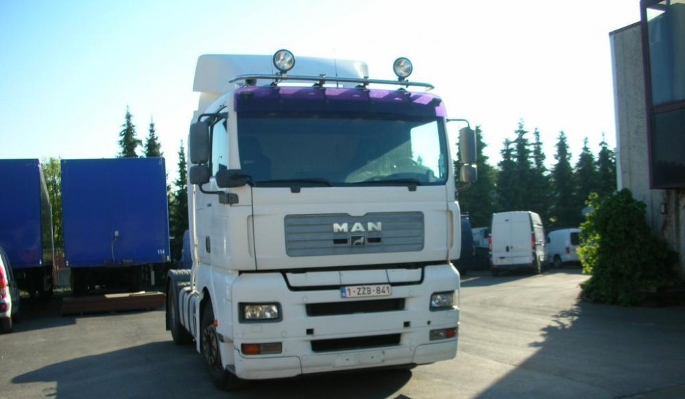 MAN TG  460