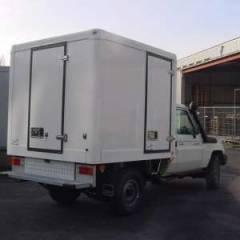 Toyota Land Cruiser 79 Pick up Diesel HZJ 79 SIMPLE CABIN FRIGO / BI TEMPERATURE  (2018)