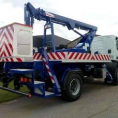 Iveco Eurocargo ML150E24W Gasóleo  NACELLE - 4x4  (2019)