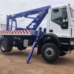 Export Iveco Eurocargo ML150E24W