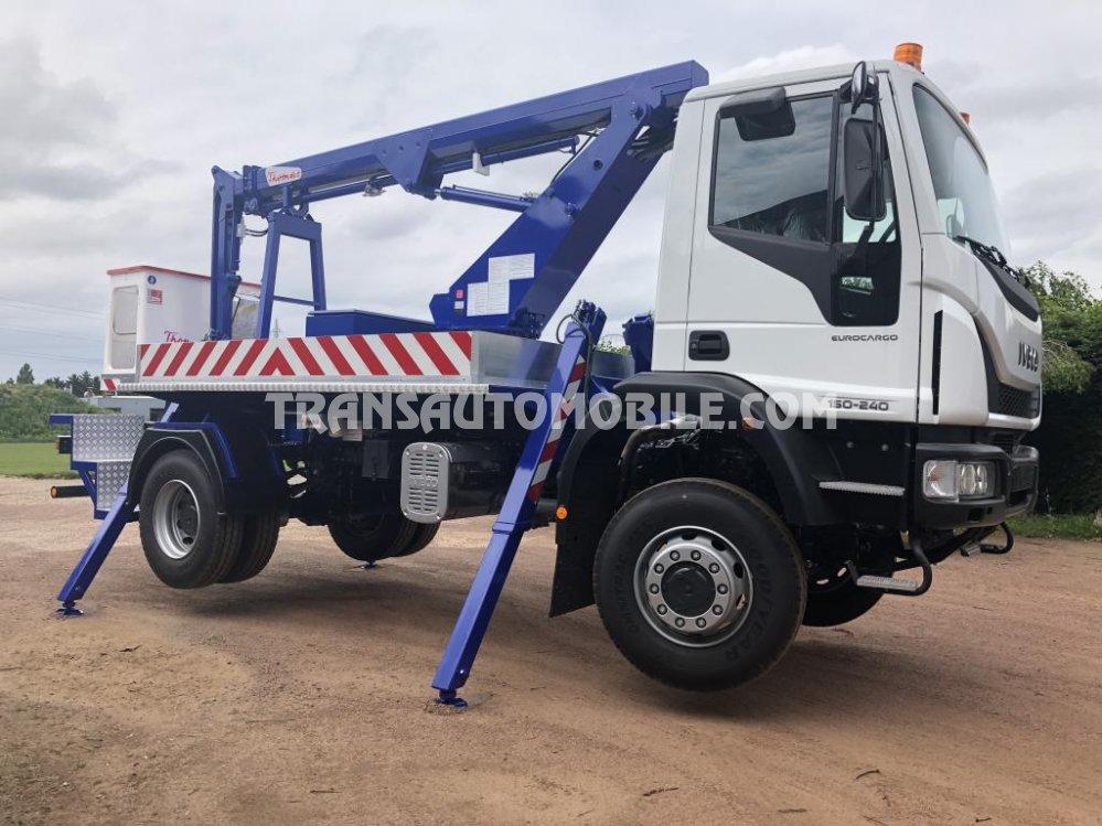 Iveco Eurocargo ML150E24W Diesel  NACELLE - 4x4  (2019)