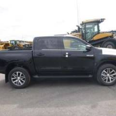 Toyota Hilux / Revo Pick up double cabin Turbo Diesel LOUNGE BLACK EDITION  (2019)