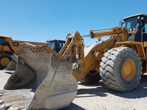 Caterpillar 988 H Exportation