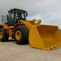 Export Caterpillar 950 h
