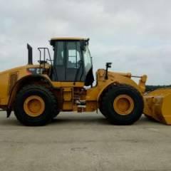 Caterpillar 950 h  Diesel