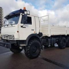Export Kamaz 43.118 781-10
