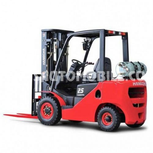 Import / export Hangcha  XF25G 2.0L Gaz