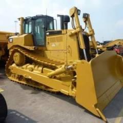 Exportation Caterpillar D8R