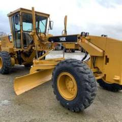 Export Caterpillar 140 k