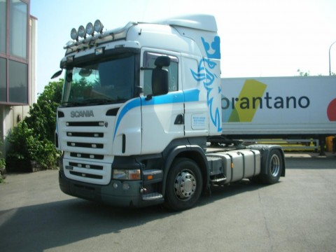 Export Tracteurs Scania R420, Occasion