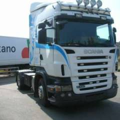 Scania R420 CA4X2/B11/4x2 Diesel