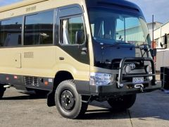 Export Toyota Coaster 29 seats