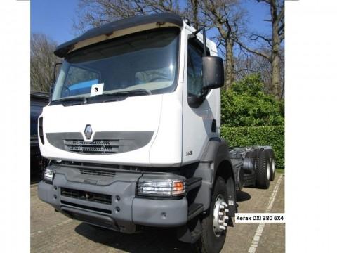 Renault Kerax Exportation