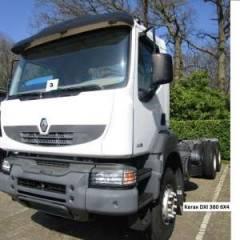 Exportation Renault Kerax 380dXi
