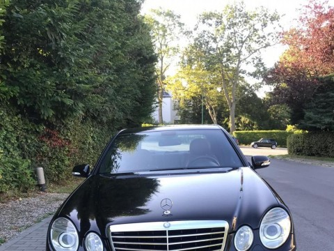 Mercedes Classe E Exportação