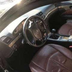 Mercedes Classe E E200CDI Diesel