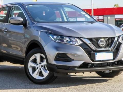 Nissan QASHQAI Export